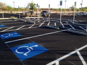 Choosing the Right Asphalt Contractor Affordable Striping Las Vegas