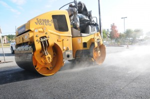 Asphalt Parking Lot Maintenance in Las Vegas, NV