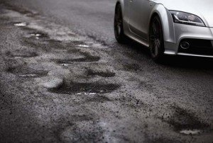 Fill Cracks and Potholes Before Winter Hits!