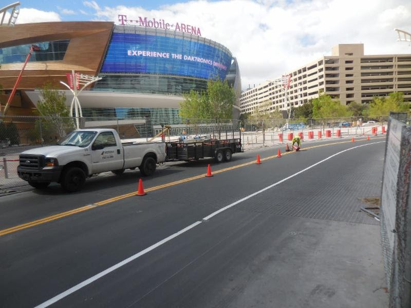 Why Asphalt Pavement Is Cost-Effective In Las Vegas