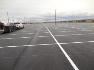 Asphalt Sealcoating: Thick or Thin, striping company in Las Vegas, asphalt repairs