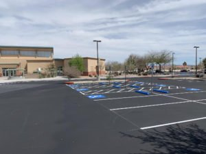 Asphalt Pavement Maintenance Tips for Spring, asphalt sealcoating las vegas