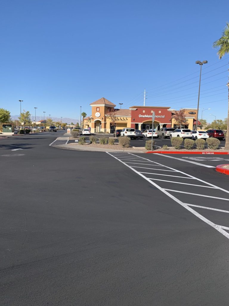 Guide To An Effective Parking Lot Design