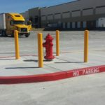 Fire Hydrants Curbing Bollards CBRE