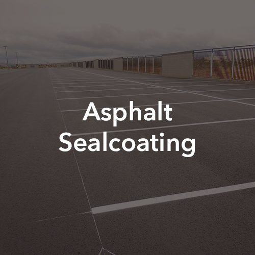 affordable asphalt sealcoating