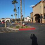 Parking Lot Striping Albertsons