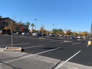 How Long Does Asphalt Crack Filler Take to Dry? las vegas
