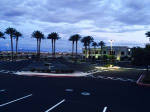 The Benefits of Parking Lot Striping | Las Vegas