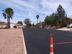 las vegas sealcoating contractors, asphalt sealcoating, affordable striping