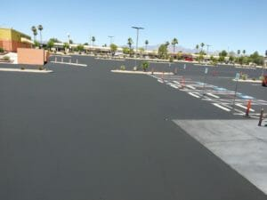 Why Asphalt Maintenace is a year-round process
