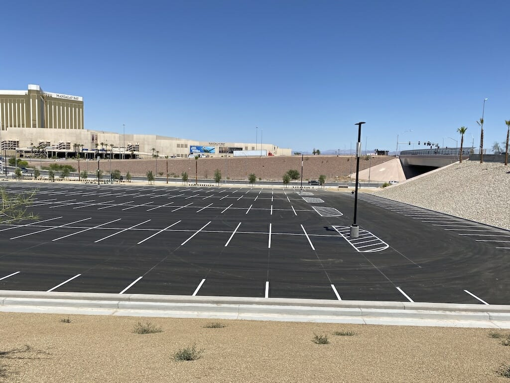 How to Get More Mileage From Your Asphalt Parking Lot, parking lot sealcoating las vegas