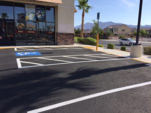 Why Parking Lot Striping Is Essential for Your Business